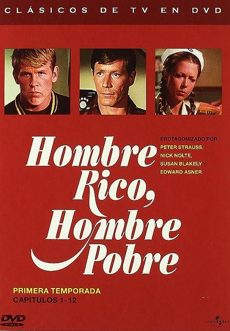 Hombre Rico, Hombre Pobre - Temporada 1 [DVD]: Amazon.es: Peter ...