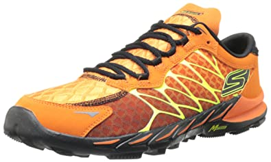 adf75a910334 Skechers Performance Mens Go Bionic Trail Trail Running Shoes