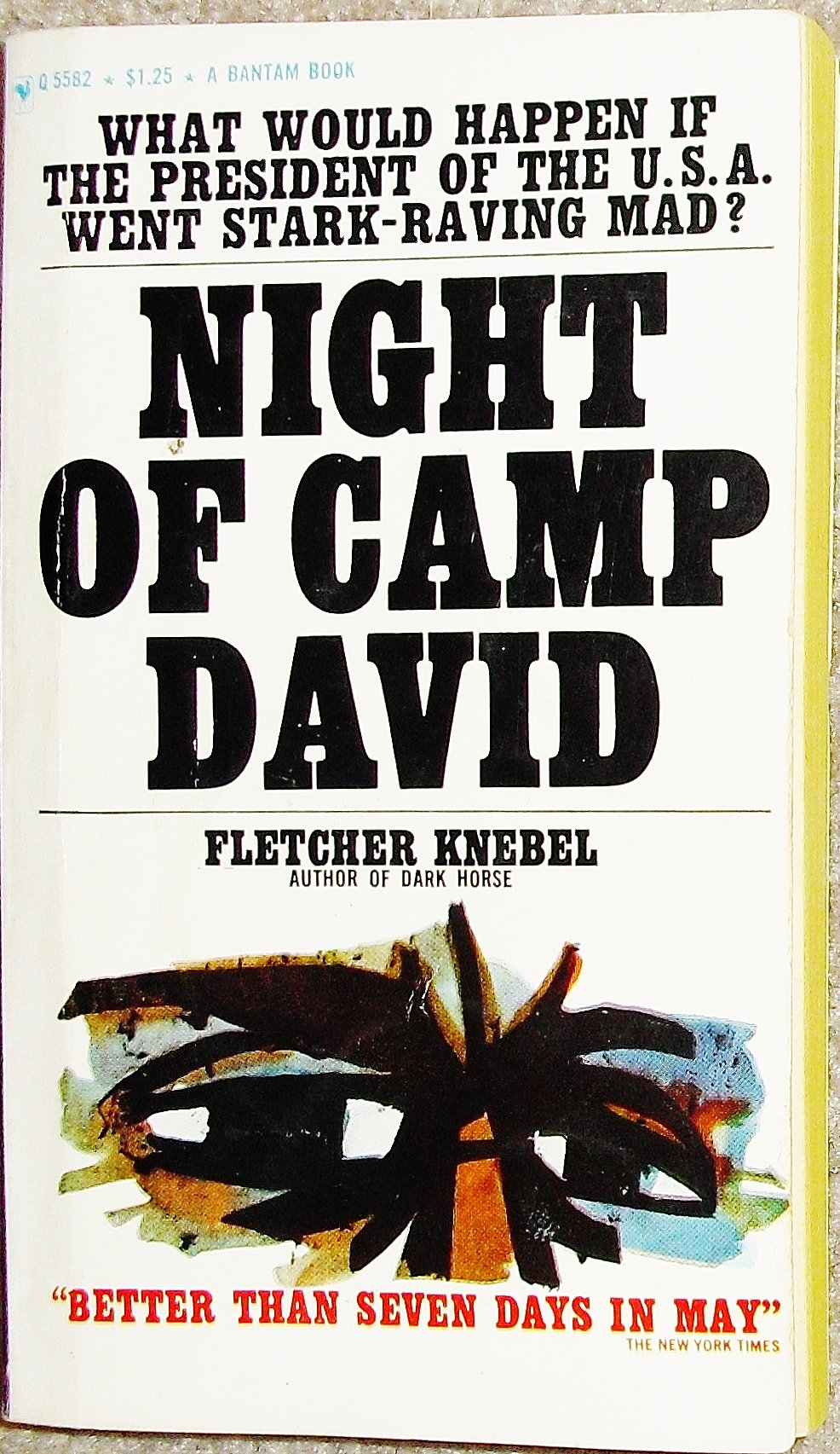 Image result for night of camp david