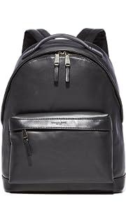 86cfc59438f0 Amazon.com | Michael Kors Men's Bryant Pebble Backpack, Black, One ...