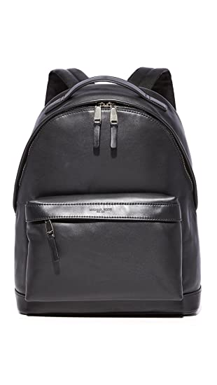 44287df09175 Amazon.com | Michael Kors Men's Odin Backpack, Black, One Size ...