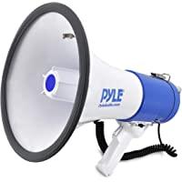 Pyle PMP50 Megáfono PA con Sirena incorporada, Unisex
