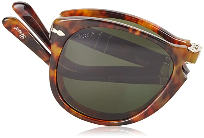 e1c2b3daa9966 Amazon.com  Persol Sunglasses (PO0714) Brown Green Acetate - Polarized -  54mm  Persol  Shoes