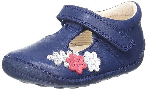 cd02e72c7da2e Clarks Girls' Tiny Blossom Closed Toe Sandals: Amazon.co.uk: Shoes ...