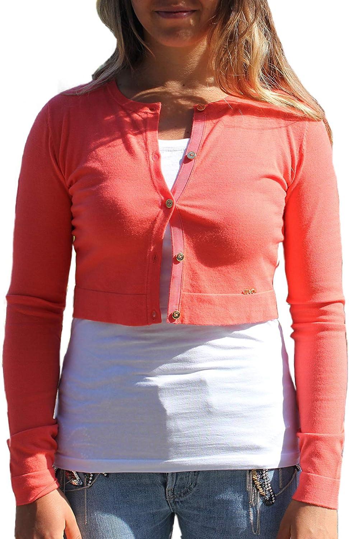 Liu Jo Cardigan Rosa Salmone