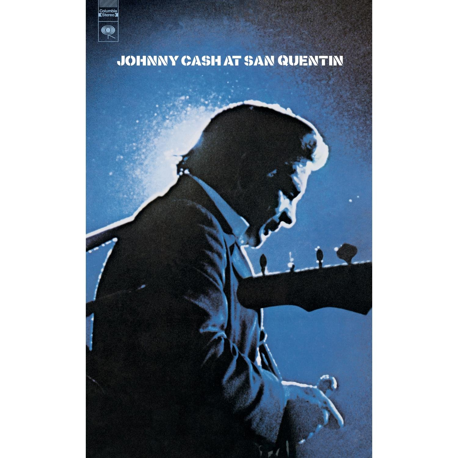 Johnny Cash Live at San Quentin by COLUMBIA