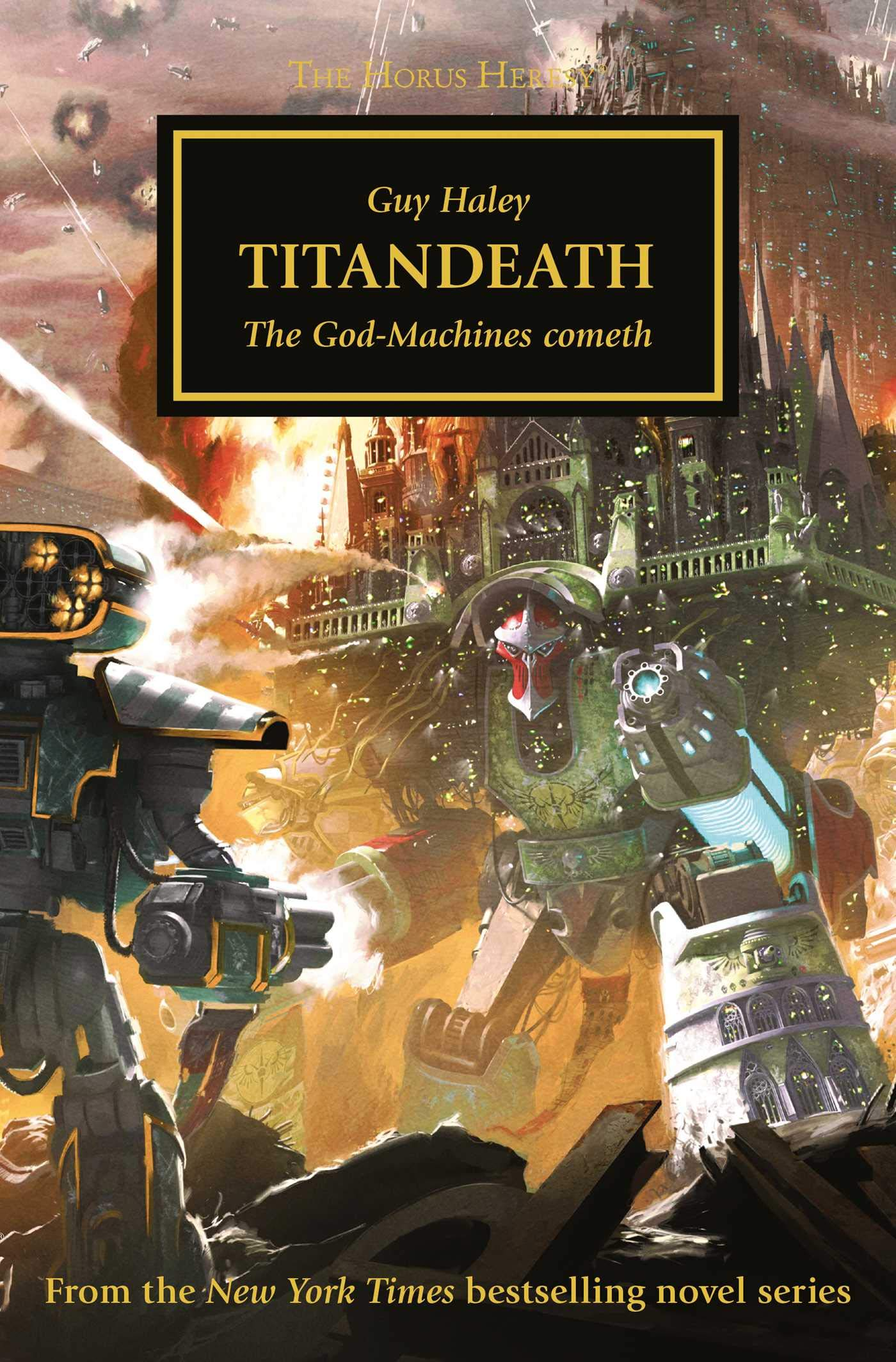 Horus Heresy series