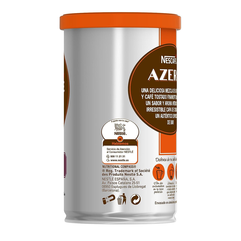 NESCAF/É Caf/é Azera Espresso Intenso Soluble Lata de aluminio