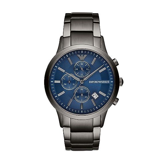 Emporio Armani Reloj Cronógrafo para Hombre de Cuarzo con ...