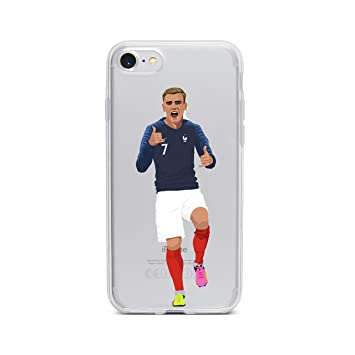coque iphone 8 griezmann
