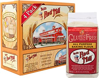 product image for Bob's Red Mill Gluten Free All Purpose Baking Flour, 22 Oz (4 Pack)