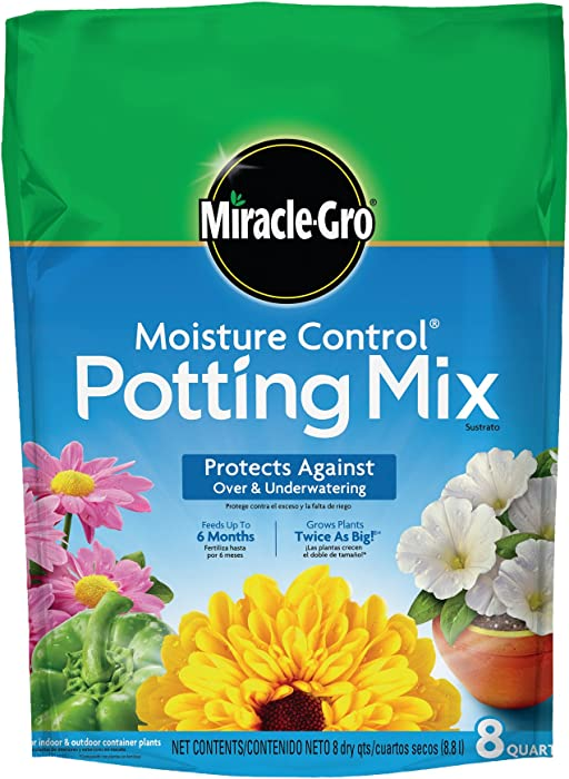 Top 9 Miracle Grow Soil 8Qt