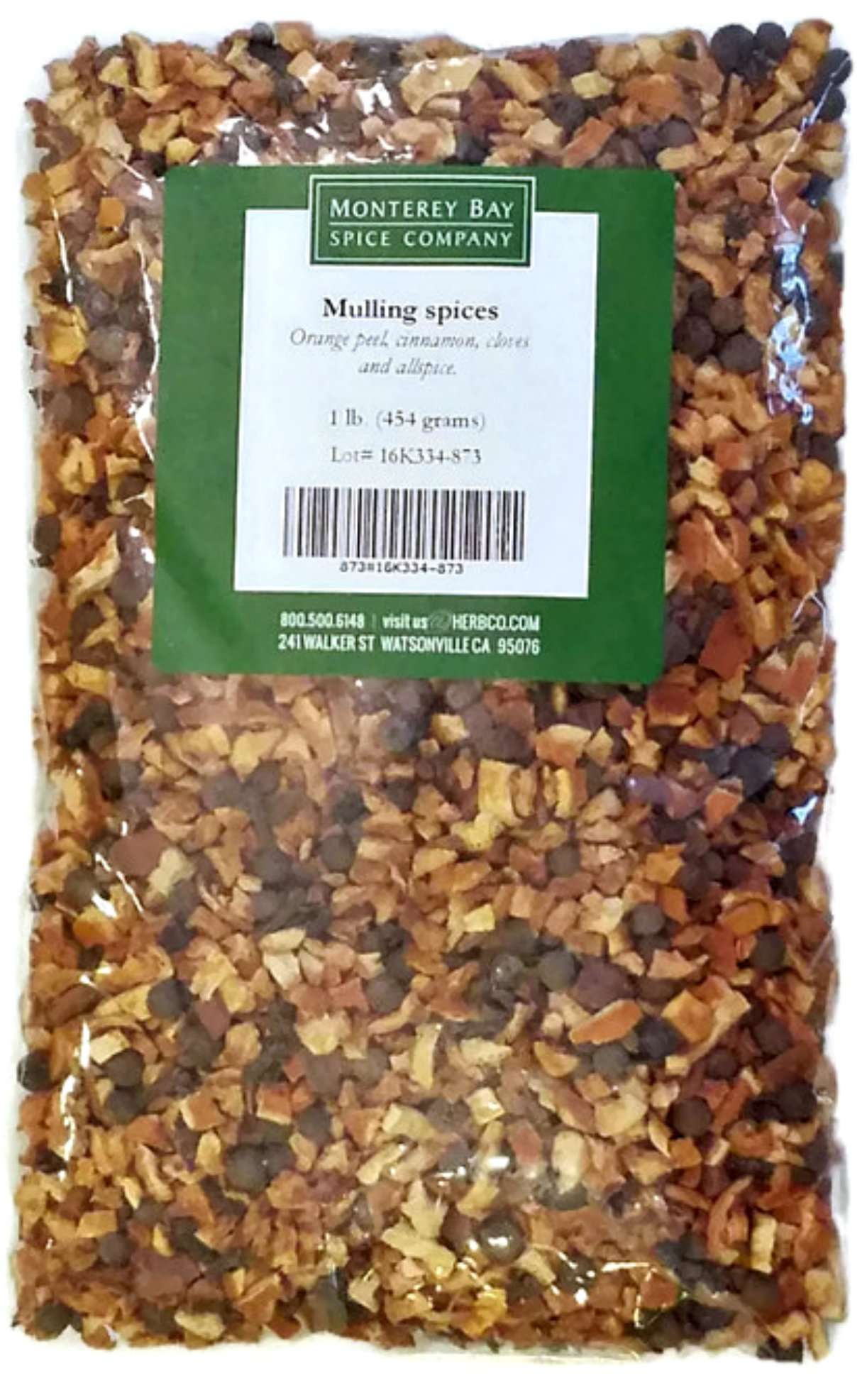 Amazon.com : R.W. Knudsen Organic Mulling Spices, 1.75 Ounce Box ...