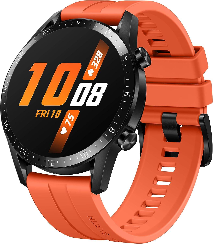 Huawei Watch Gt 2 Smartwatch Sunset Orange Elektronik