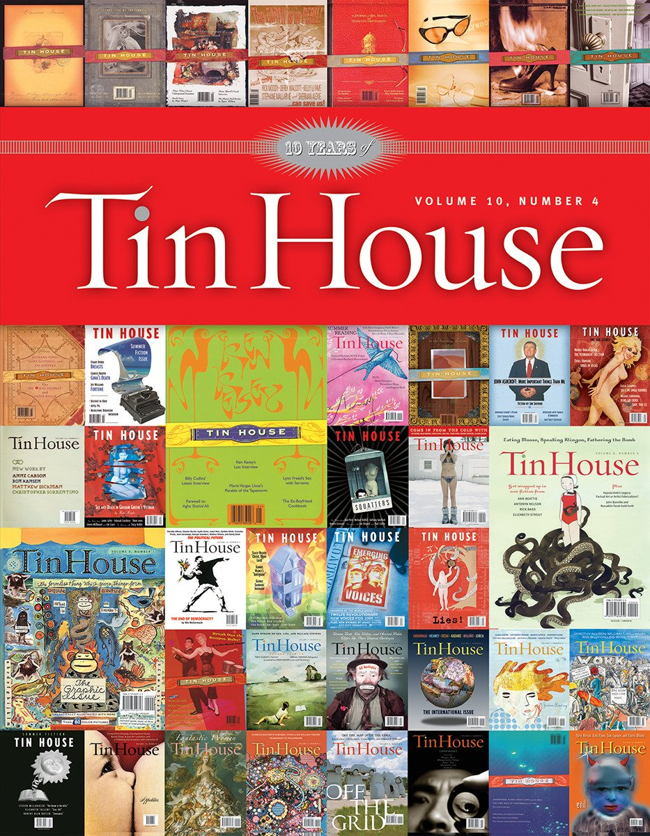 Read Online Tin House: Tenth Anniversary Issue ebook