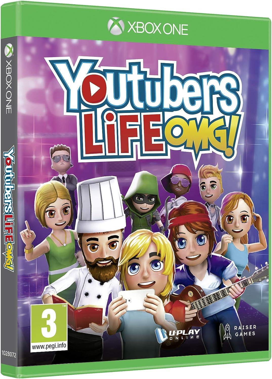 YouTubers Life OMG! - Xbox One [Importación inglesa]: Amazon.es ...