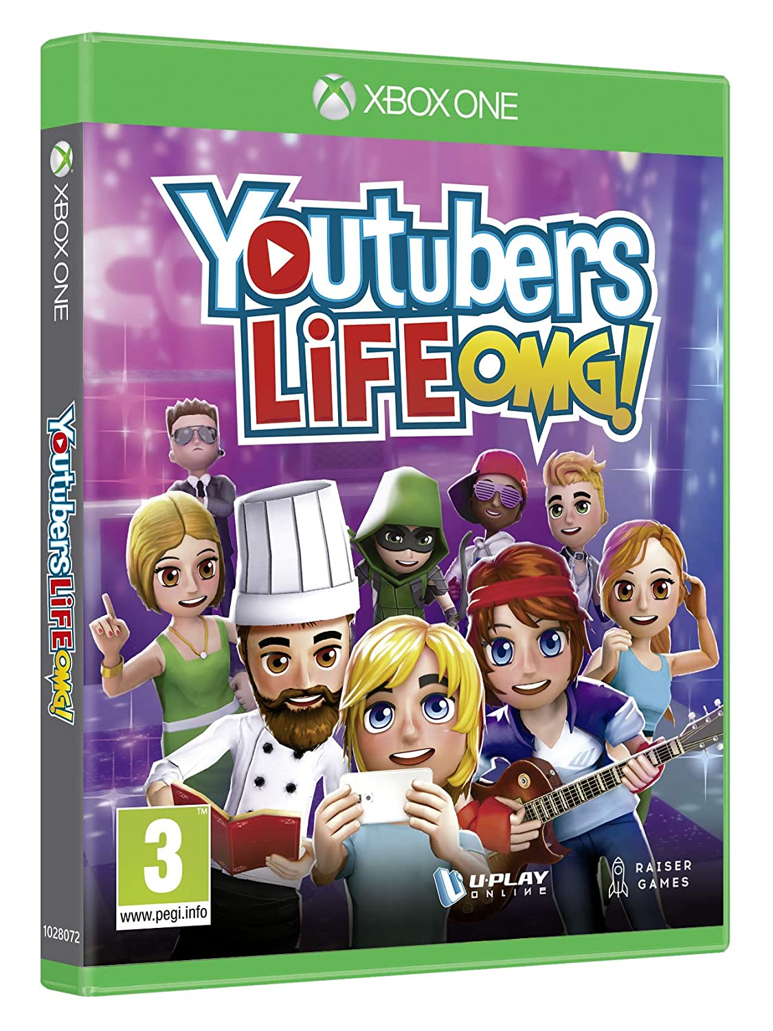 youtubers life omg edition ps4