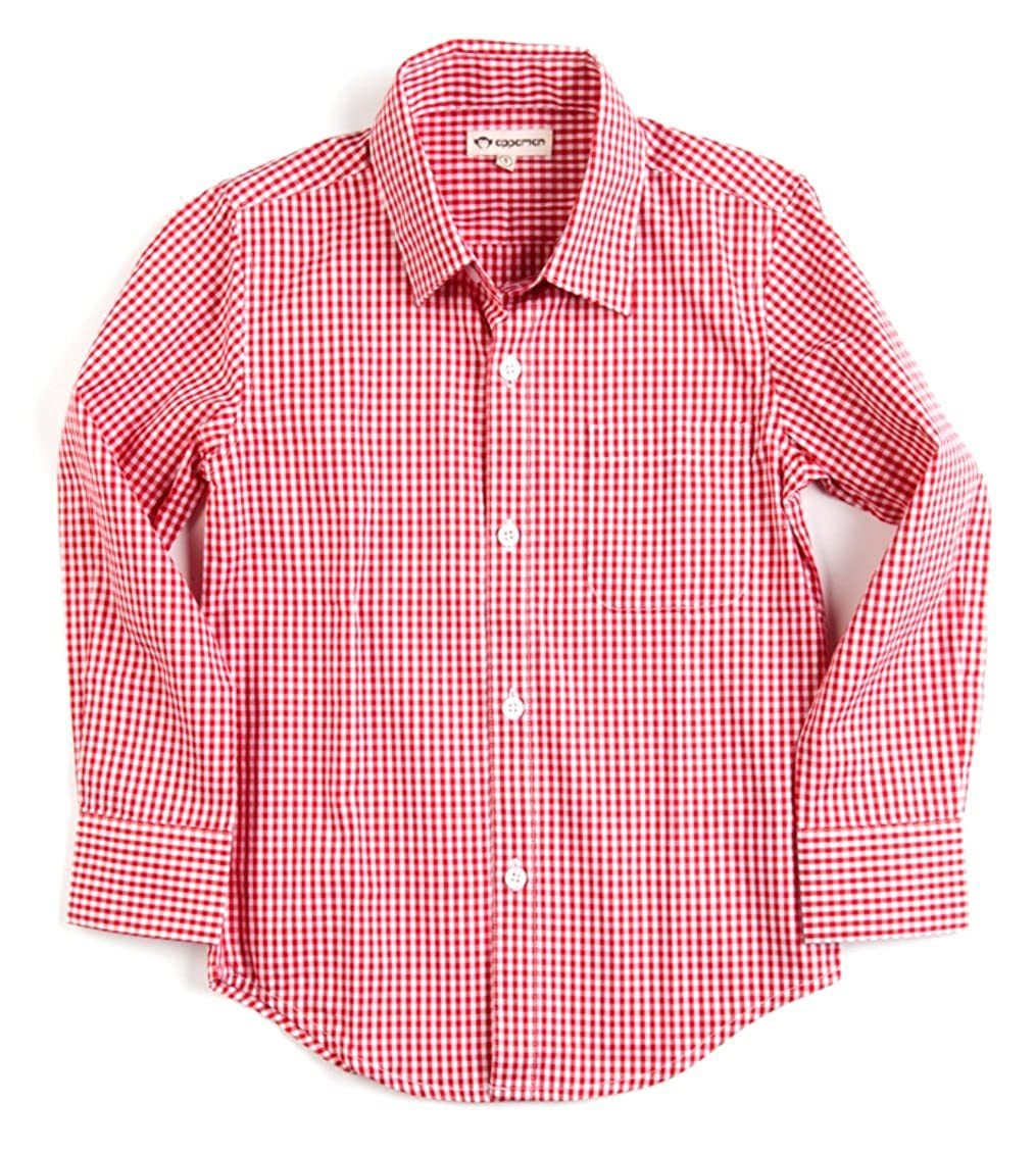 Appaman Little Boys Standard Button Down Shirt