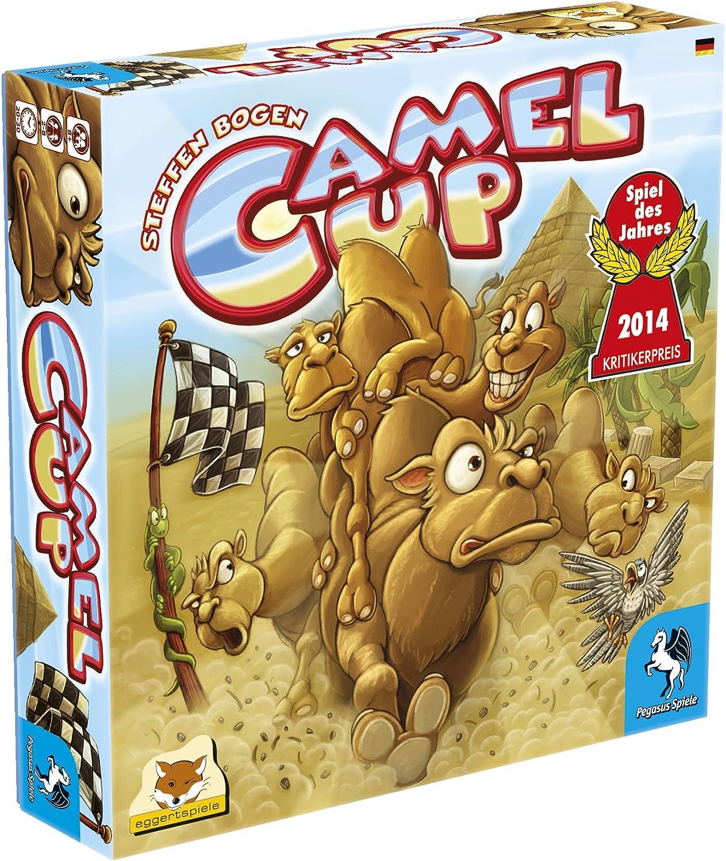 Pegasus Spiele - Juego de Mesa, de 2 a 8 Jugadores (PEG54541G ...