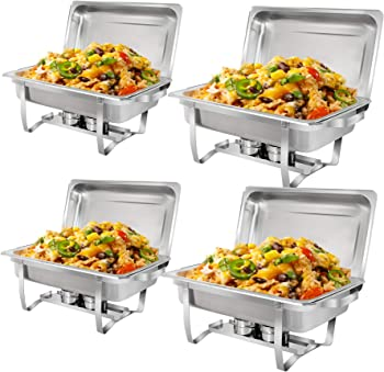SUPER DEAL Ample Chafing Dish