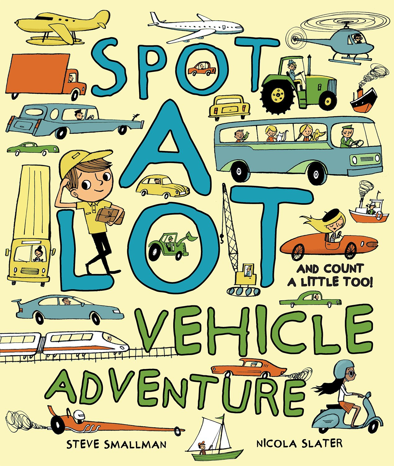 Spot Vehicle Adventure Picture Book product image