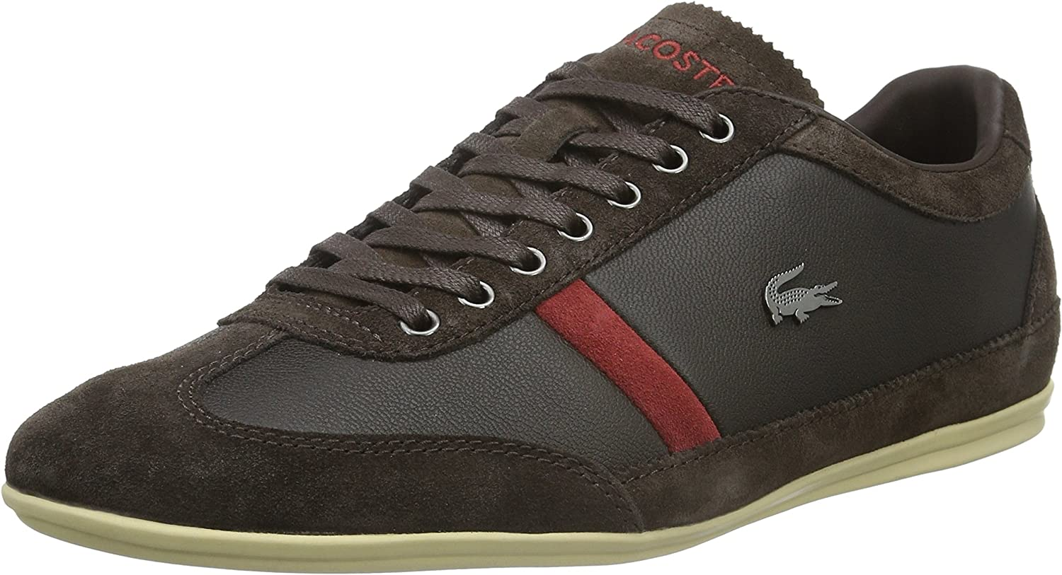 browns lacoste shoes