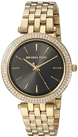 dc465c8970bb Michael Kors Women s Mini Darci Quartz Watch with Stainless-Steel Strap