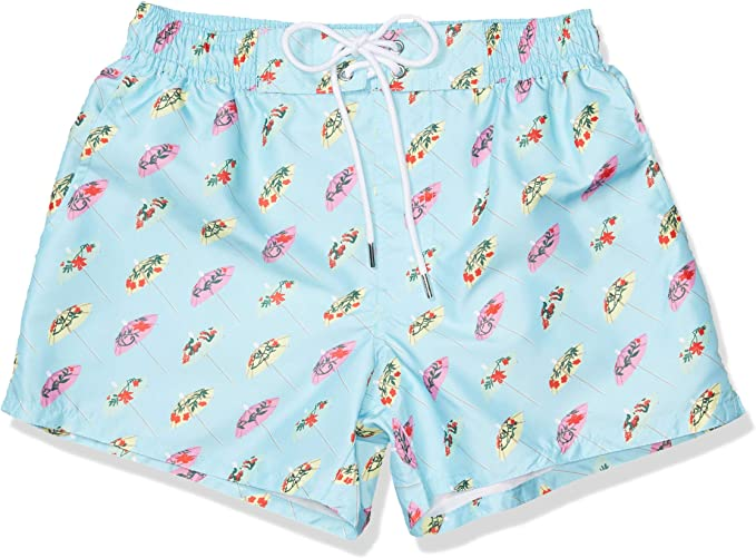 X IST Mens Ibiza Solid Swim Short Swimwear 2