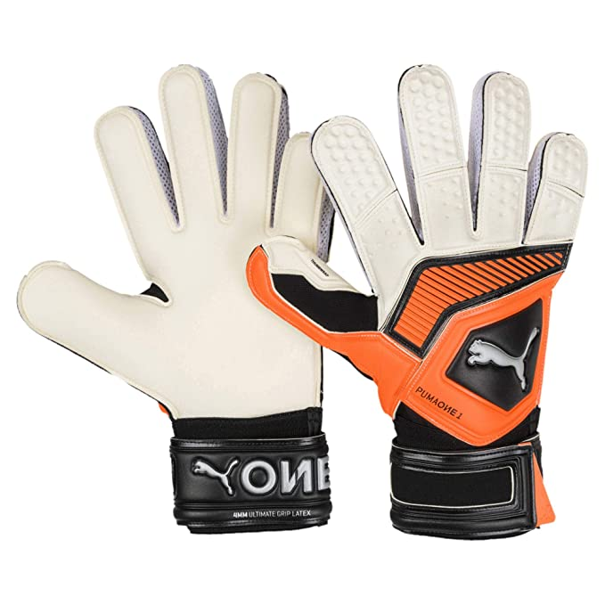 e9fb568325394f Puma One Grip 1 Rc - Guanti da Portiere: Amazon.it: Abbigliamento