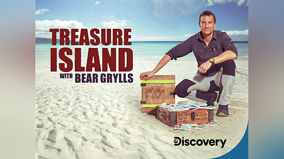 Treasure Island with Bear Grylls Season 6