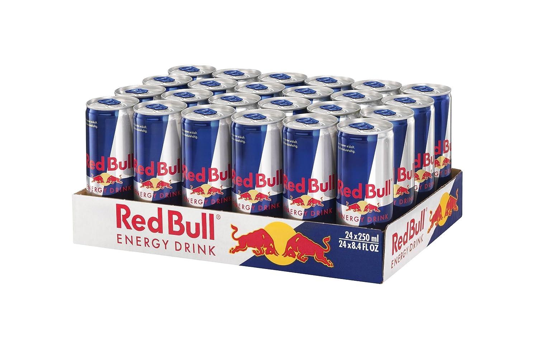 Red Bull Dosen Kühlschrank : Red bull energy drink dosen getränke er palette einweg x