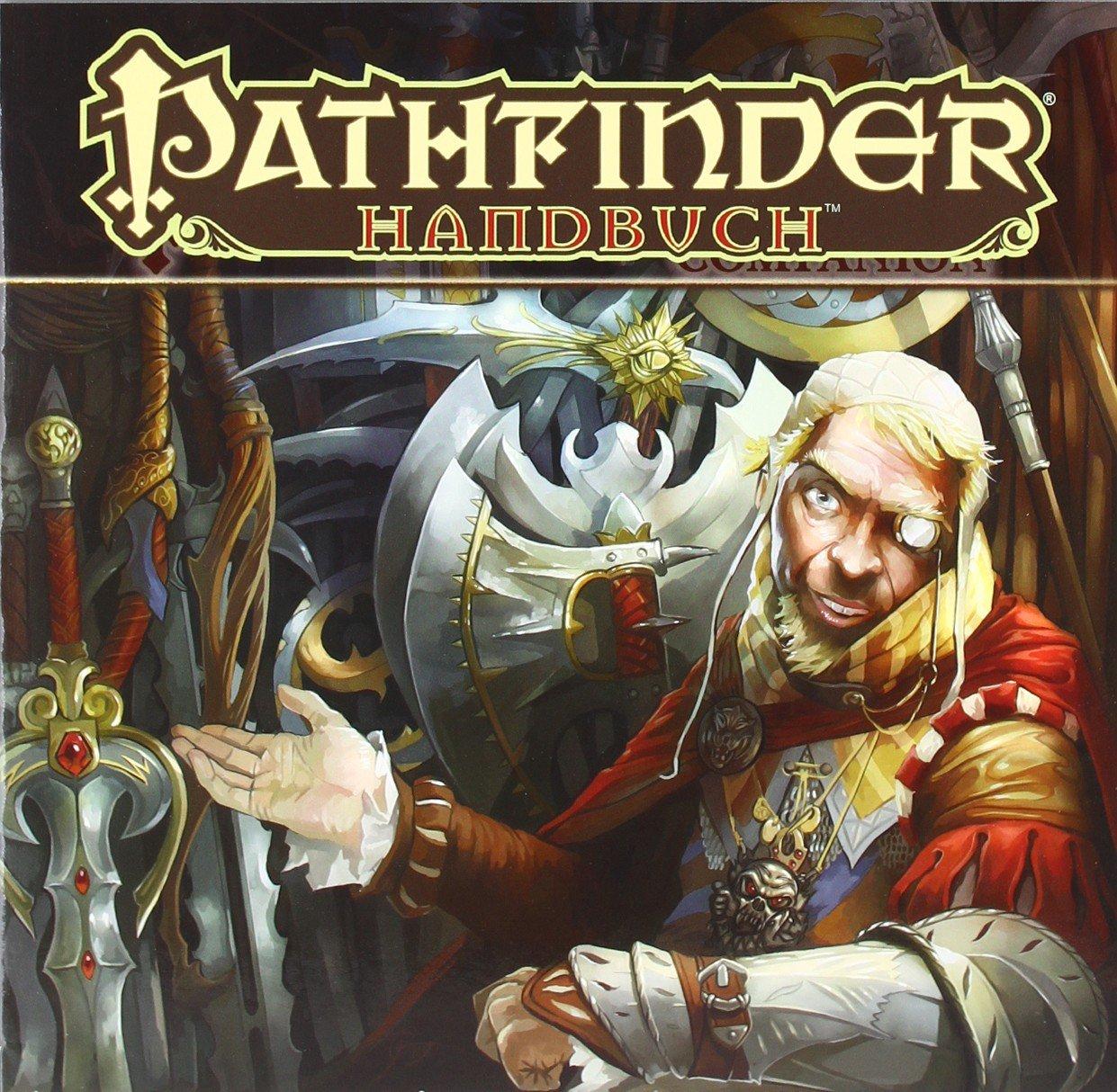 Abenteurers Rüstkammer: Pathfinder Handbuch