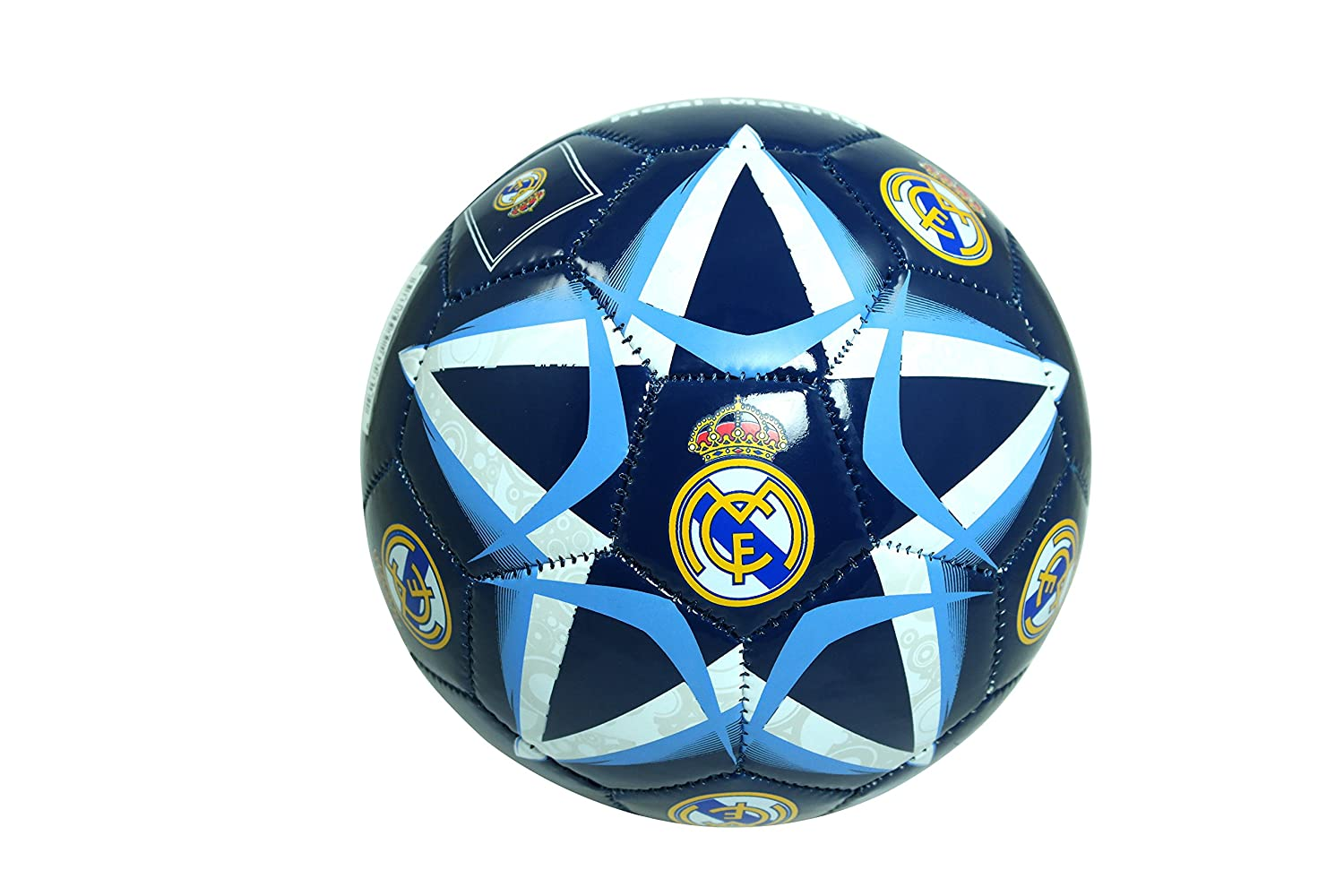 Real Madrid c.f. Authentic Official Licensedサッカーボールサイズ2が- 02   B06Y42CN8N