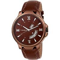 Redux Analogue Brown Dial Men's Watch - RWS0193S