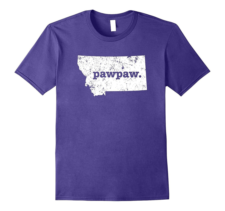 Pawpaw Shirt Montana Shirt Best Grandpa Pawpaw Shirt-Vaci