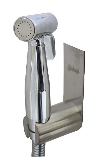 handheld bidet by splash toilet spray shower complete bidet set easy