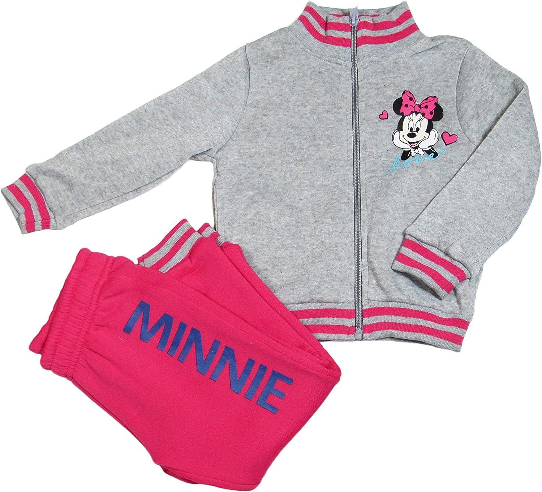 Disney 7257 - Chándal de Gimnasia para niña, sin Capucha, con ...