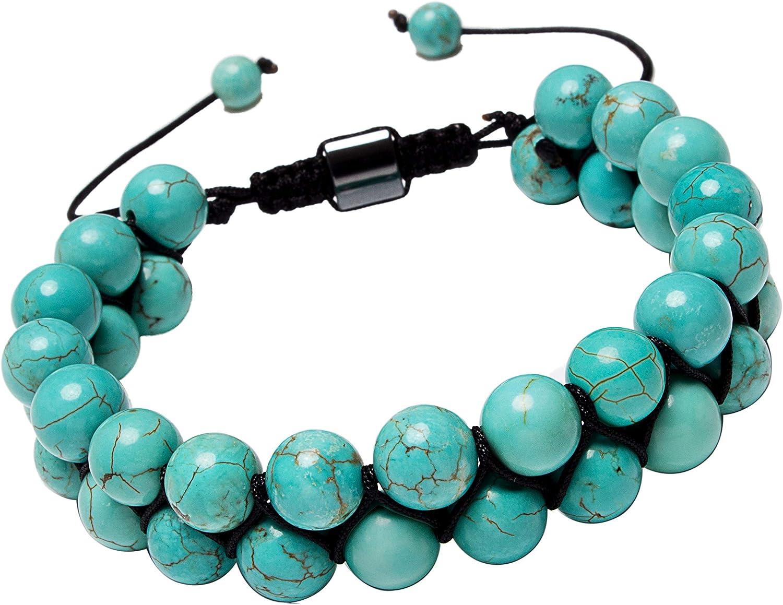 Handmade Adjustable Braided Bracelet Men/'s Women/'s Custom Jewelry 8mm Lapis Lazuli Healing Gemstones S925 Sterling Silver Elegant Charm 1783