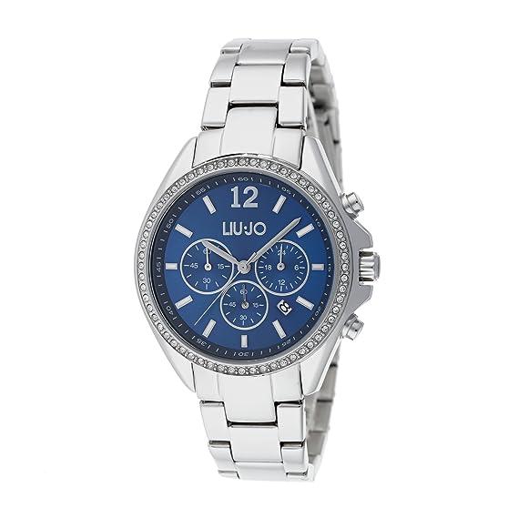 Liu Jo Luxury orologio donna Premiere cronografo TLJ1038  Amazon.it  Orologi ed4083495bc