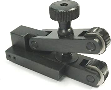 Knurling Tool With 2 Knurling Wheel Made For Mini Lathes