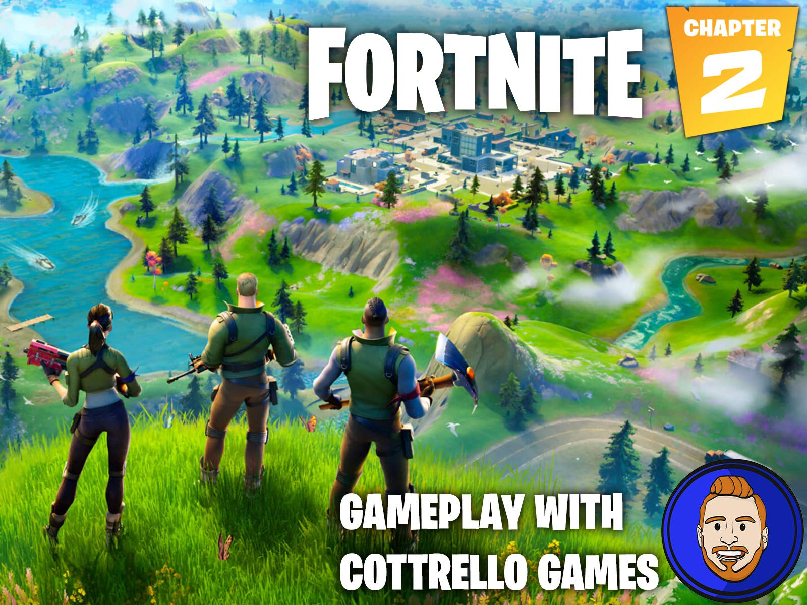 Fortnite Chapter 2 Gameplay with Cottrello Games