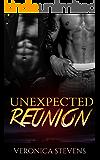 MENAGE: SECOND CHANCE ROMANCE: Unexpected Reunion (Bad Boy Secret Baby BBW Menage Romance) (Contemporary Menage MMF Romance) (English Edition)
