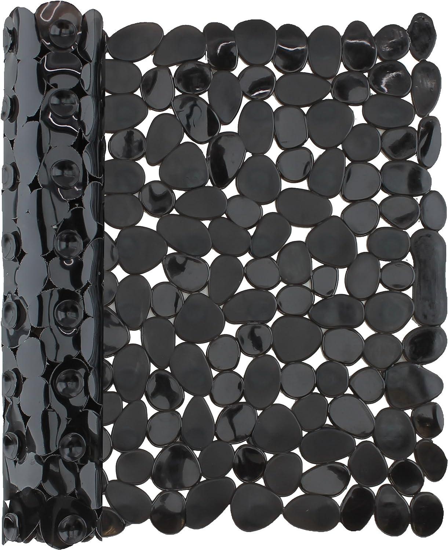 53x53 cm Brandseller imitaci/ón de Piedra, 53 x 53 cm y 70 x 35 cm Alfombrilla para ba/ñera Dusche: ca Color Gris Transparente Vinilo