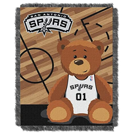 Amazon The Northwest Company San Antonio Spurs Baby Blanket Simple Spurs Throw Blanket