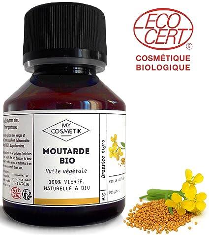 MyCosmetik - Aceite vegetal de mostaza ecológico ...