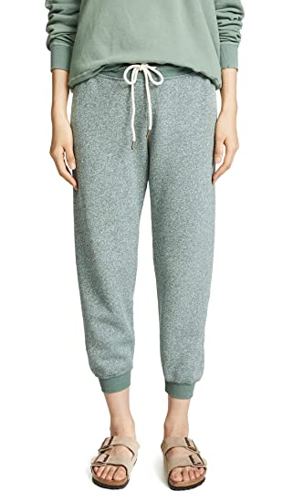 official price convenience goods online sale Amazon.com: THE GREAT. Women's Cropped Sweatpants: Clothing