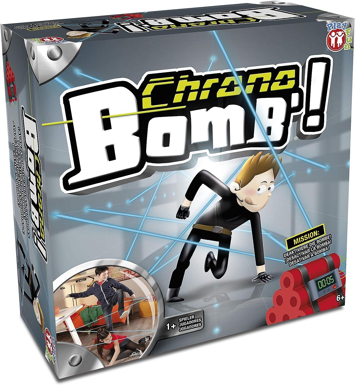 IMC Toys Play Fun Juego para Niños mayores de 5 años Chrono Bomb, color surtido, Miscelanea (94765)