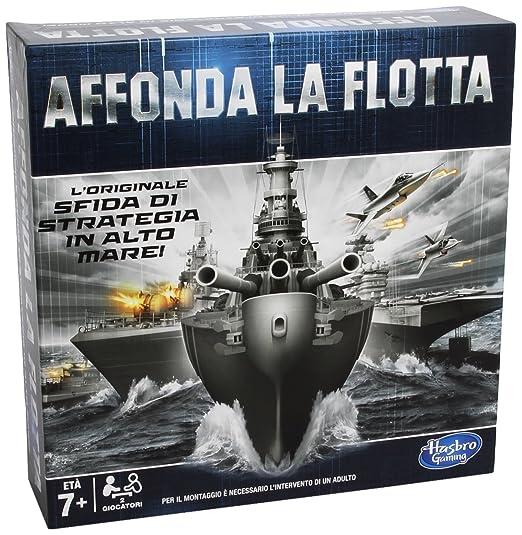 35 opinioni per Hasbro A3264103- Gioco in Scatola, Affonda la Flotta, Versione Italiana,