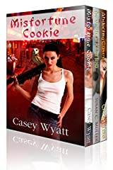 Boxed Set: A Romantic Suspense Trio: Bad boys, kick-ass heroines, and ghosts, oh my! Kindle Edition