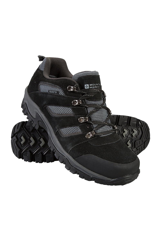 Mountain Warehouse Voyage Zapatos Impermeables de Mens - Peso Ligero Que va de excursión los Cargadores, Cargadores Que Caminan Secos rápidos, Eva Midsole
